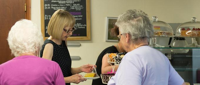 Ulverscroft Grange Tea Rooms